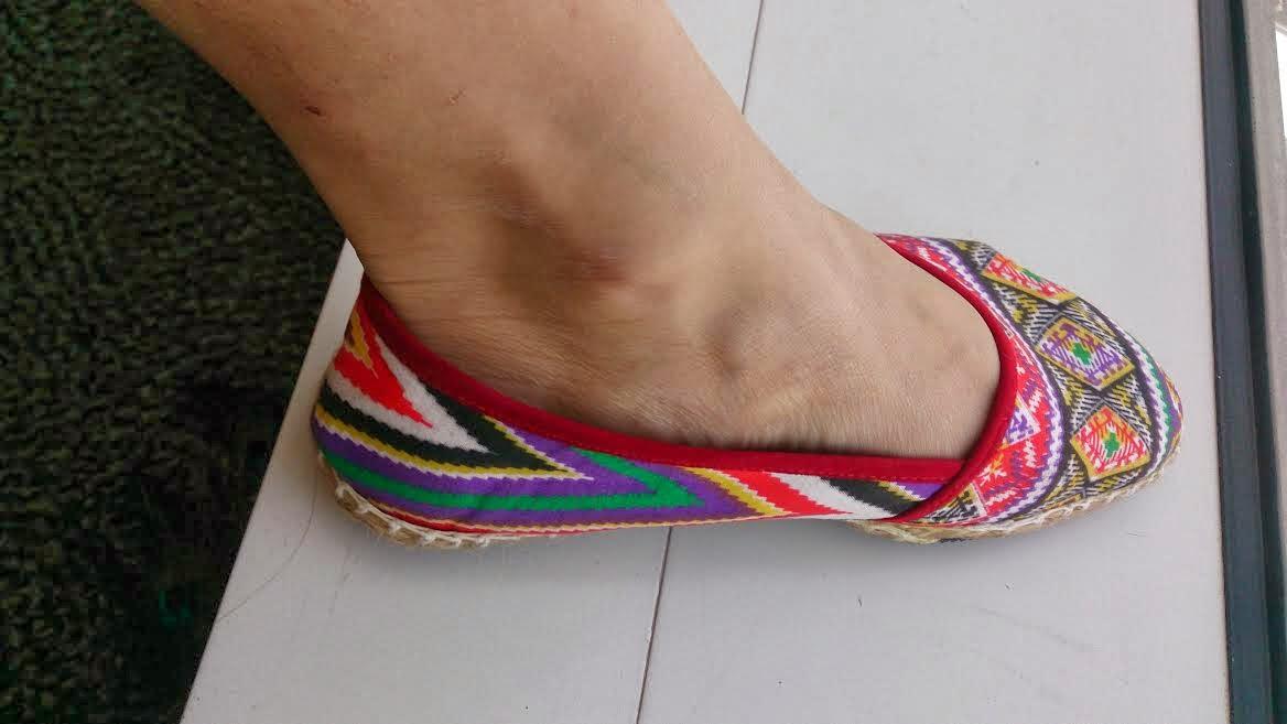 aztec-print-shoes