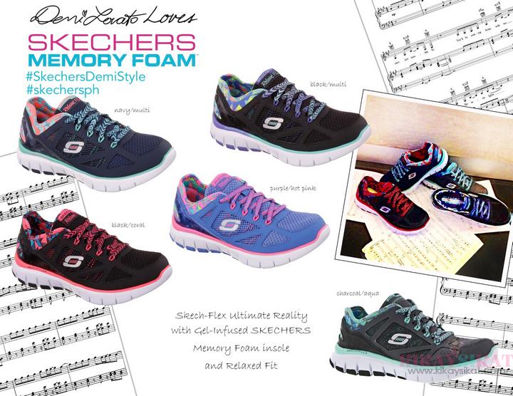 Skechers Demi Style