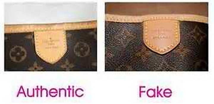 10 Ways On How To Spot A Fake Lv Louis Vuitton With