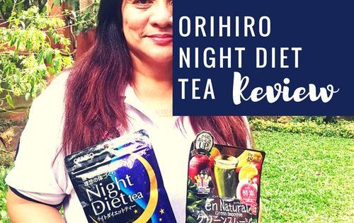 orihiro-night-diet-tea-review