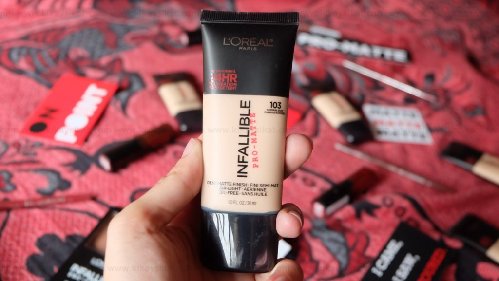 loreal-infallible-pro-matte-foundation-review-1