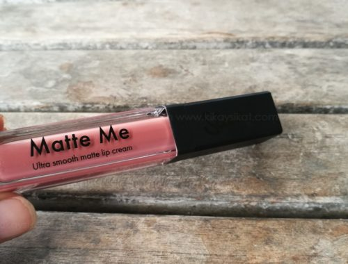 sleek matte me birthday suit