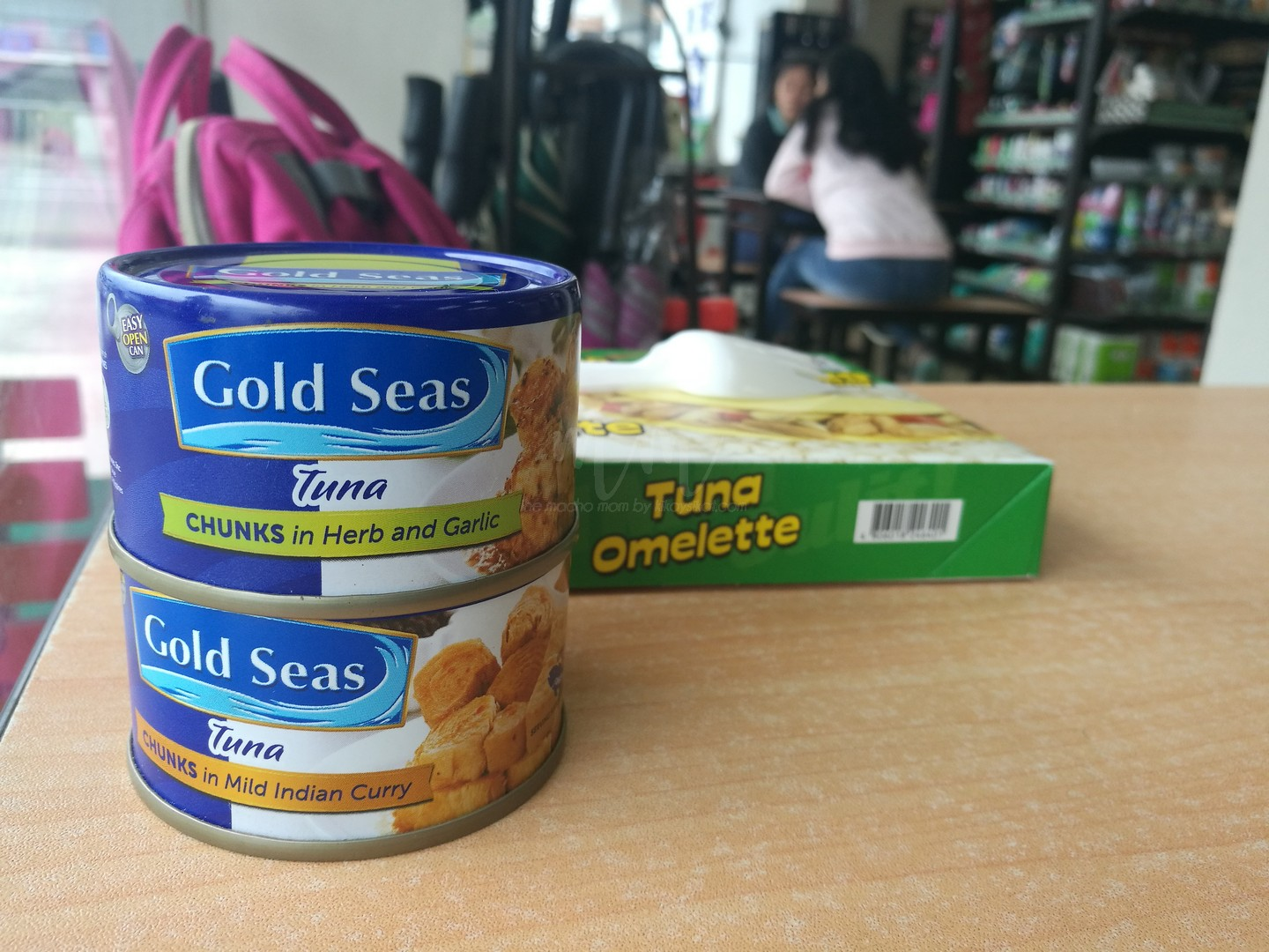 gold seas tuna hit protein macros