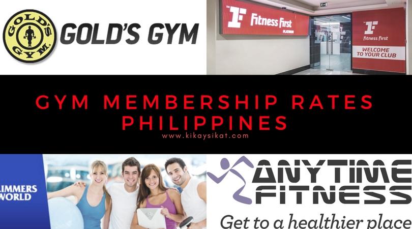 gym-membership-rates-philippines