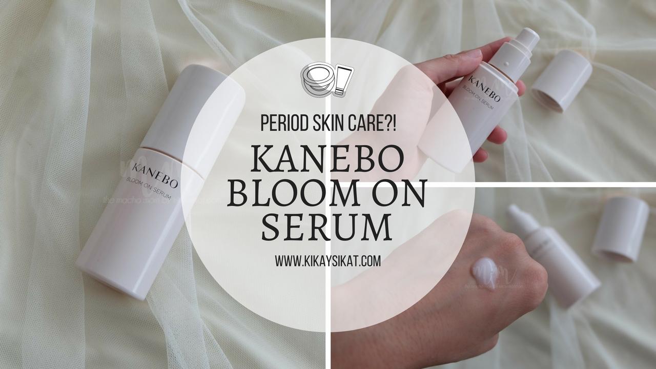Kanebo Bloom On Serum
