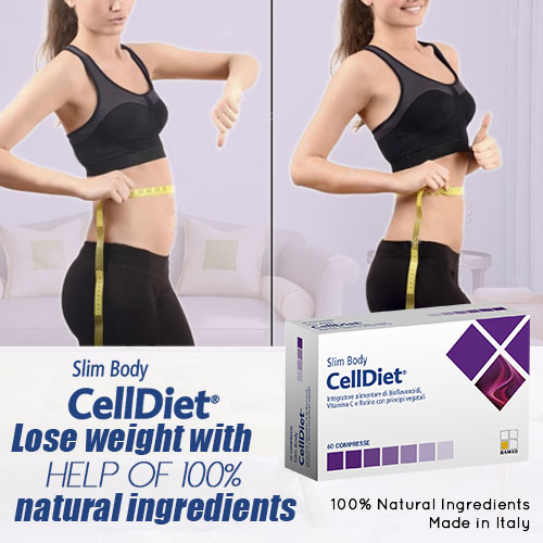 Lose weight with celldiet