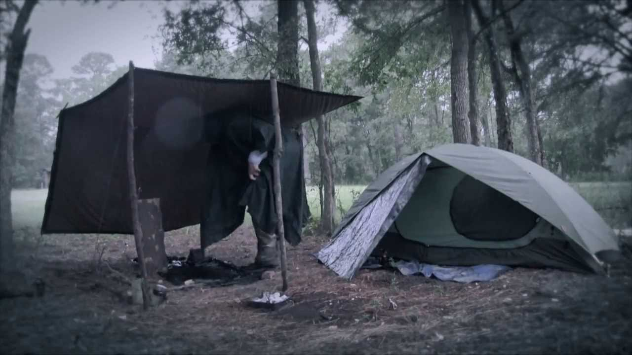 5 Tips for Camping in the Rain