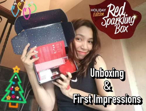 althea-korea-christmas-red-sparkling-box-unboxing-review