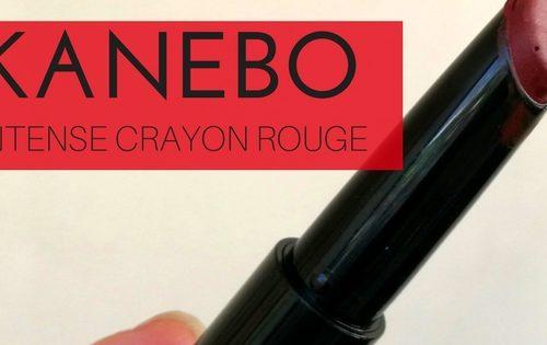 kanebo intense crayon rouge