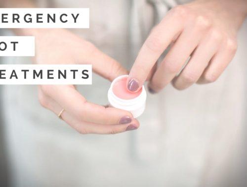 emergency spot treatments