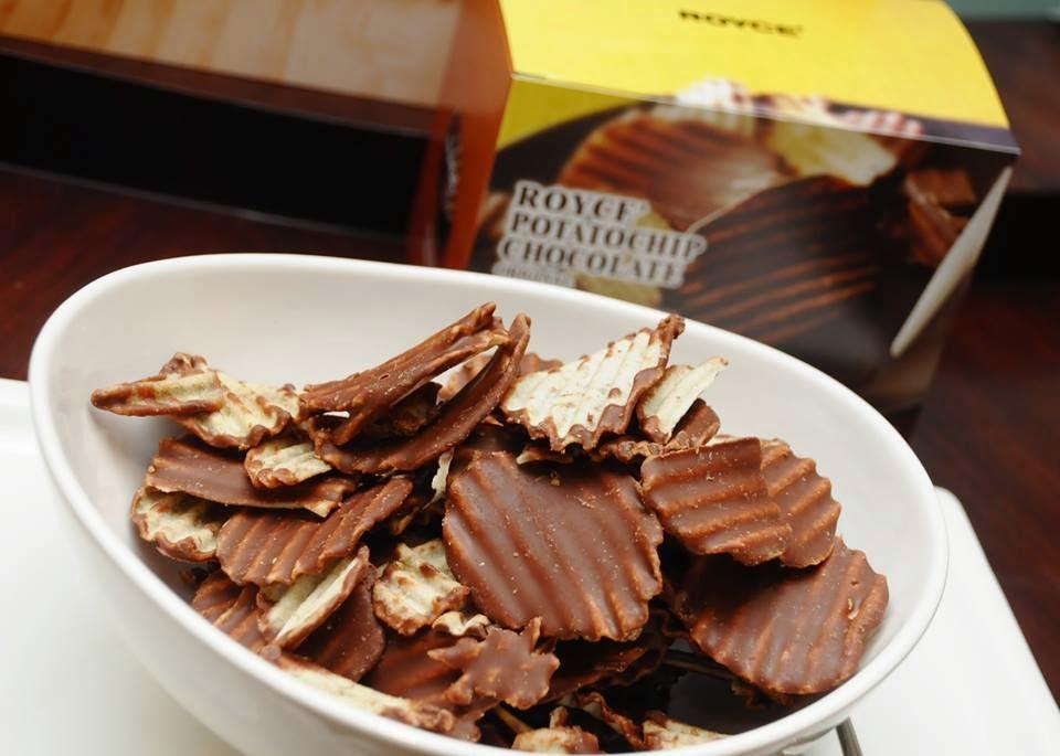 Royce Chocolate Potato Chip