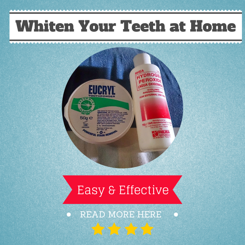 Whiten Your Teeth At Home Safe Easy Effective Top Beauty