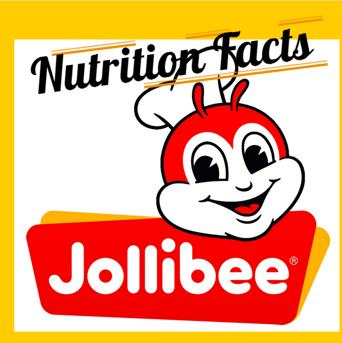 Jollibee Calories And Nutrition Facts Top Beauty Lifestyle Blog