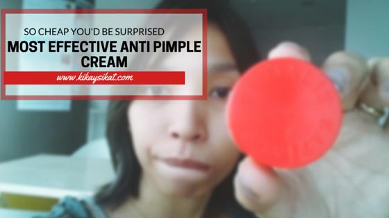 Kati Alis Most Effective Pimple Spot Treatment Shh It S So Cheap