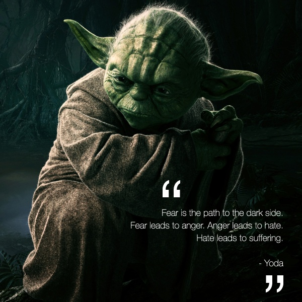 Yoda Jedi Quotes: My Obligatory Year Ender Essay And An OOTD