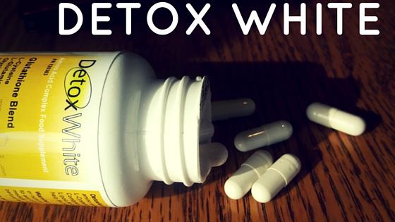 detox white
