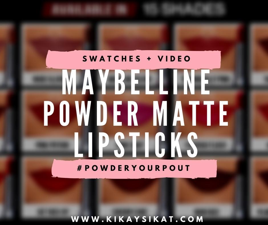MAYBELLINE-POWDER-MATTE-LIPSTICKS