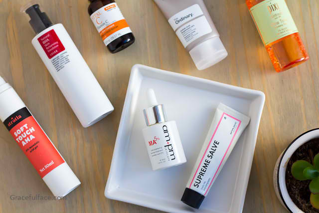 skincare-acids