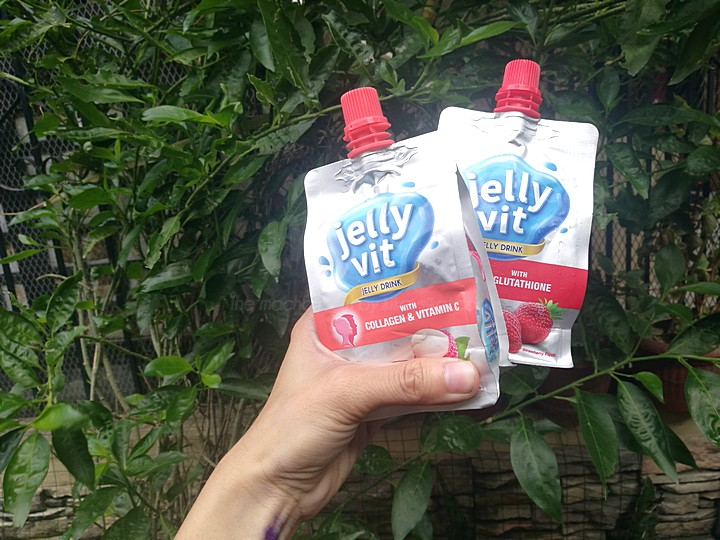jelly vit glutathione review
