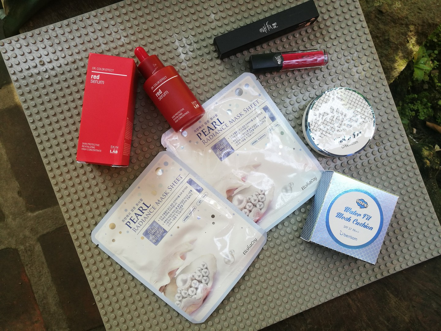 korean makeup skincare haul happy beauty
