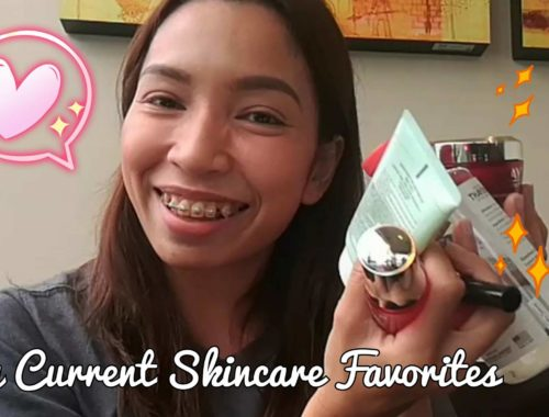 SKINCARE ROUTINE AND FAVORITES FOR DECEMBER 2017