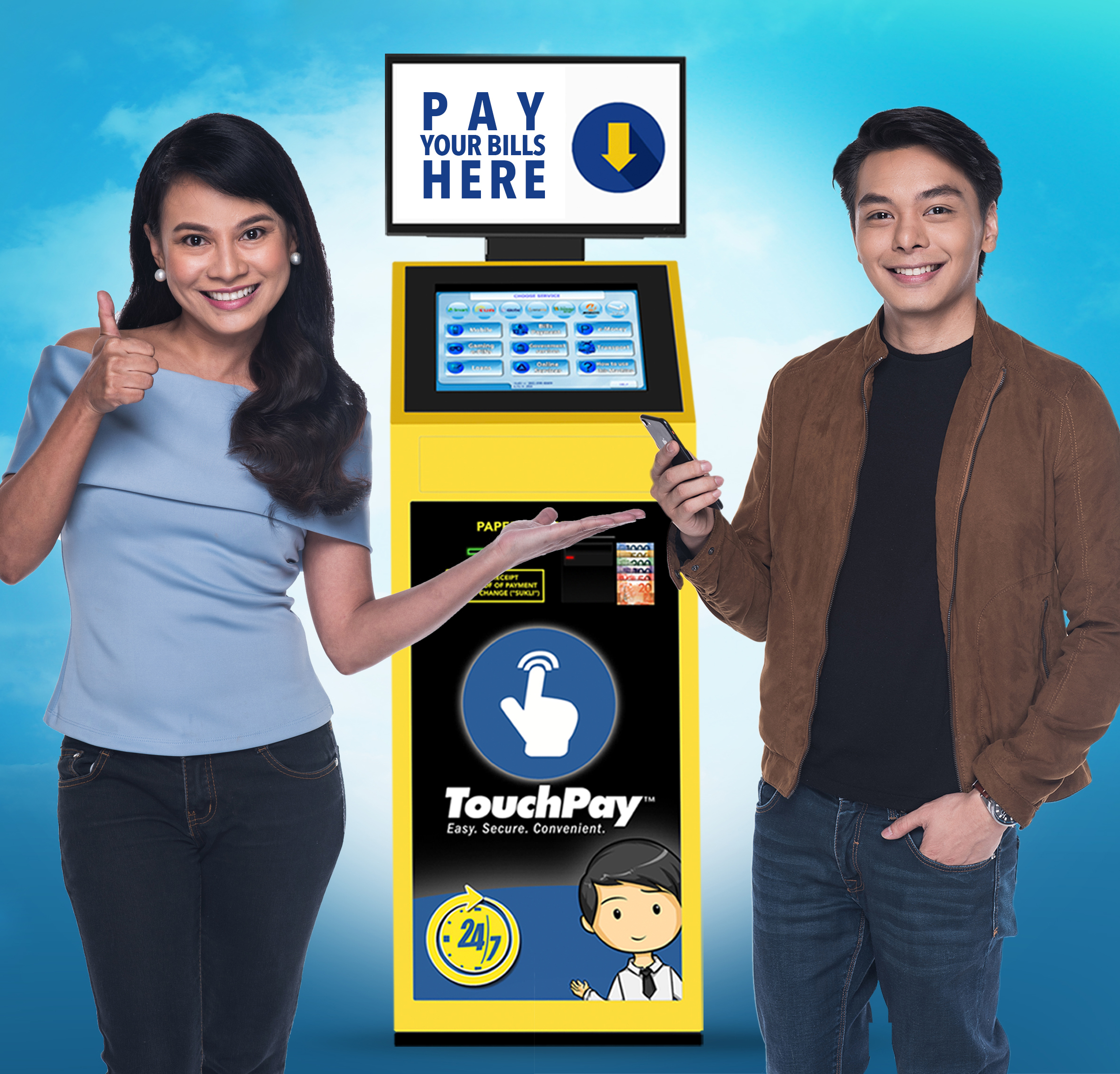 Touchpay Philippines