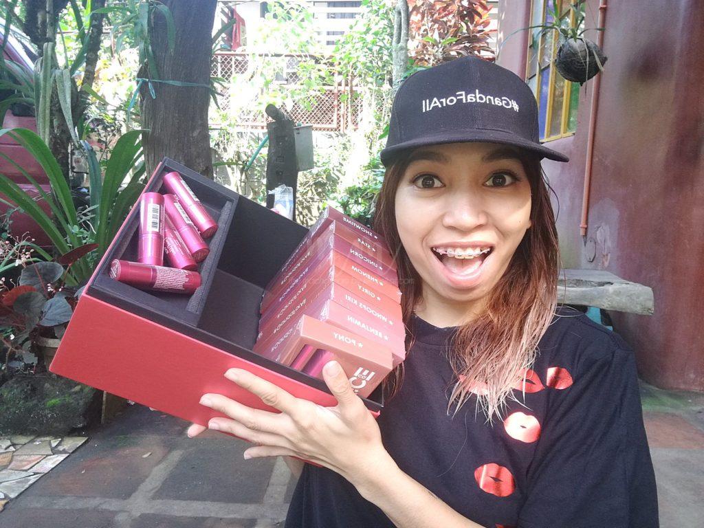 vice cosmetics phenomenal lip kit