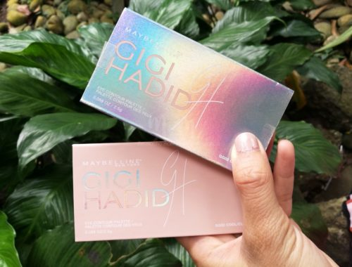 Gigi Hadid Maybelline Eye Contour Palette in COOL