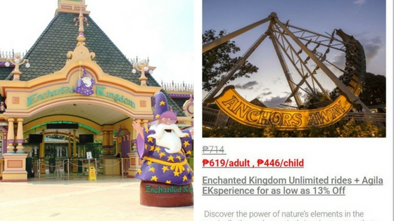 Our Magical Family Day & Where to Buy Enchanted Kingdom Tickets at Promo Rate