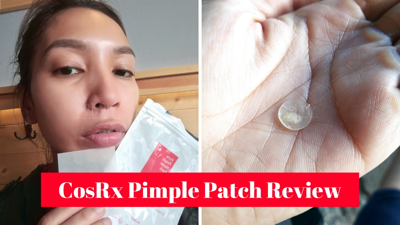 CosRx Pimple Patch Review