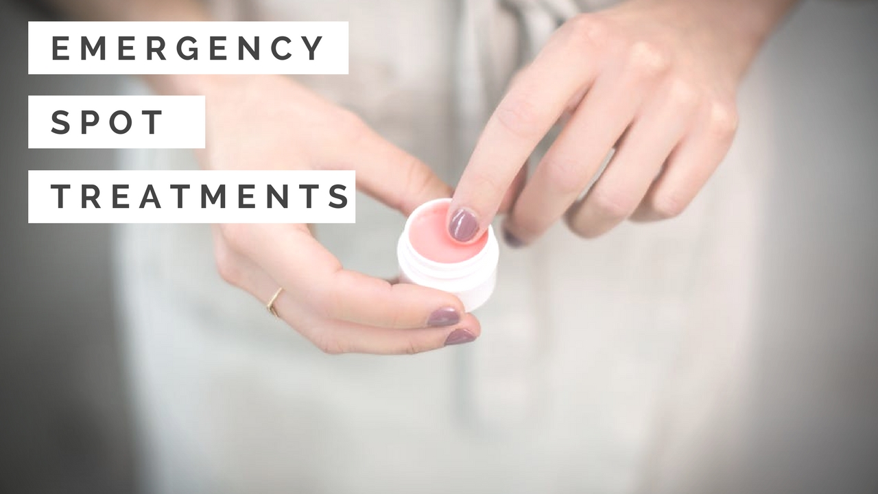 emergency spot treatments