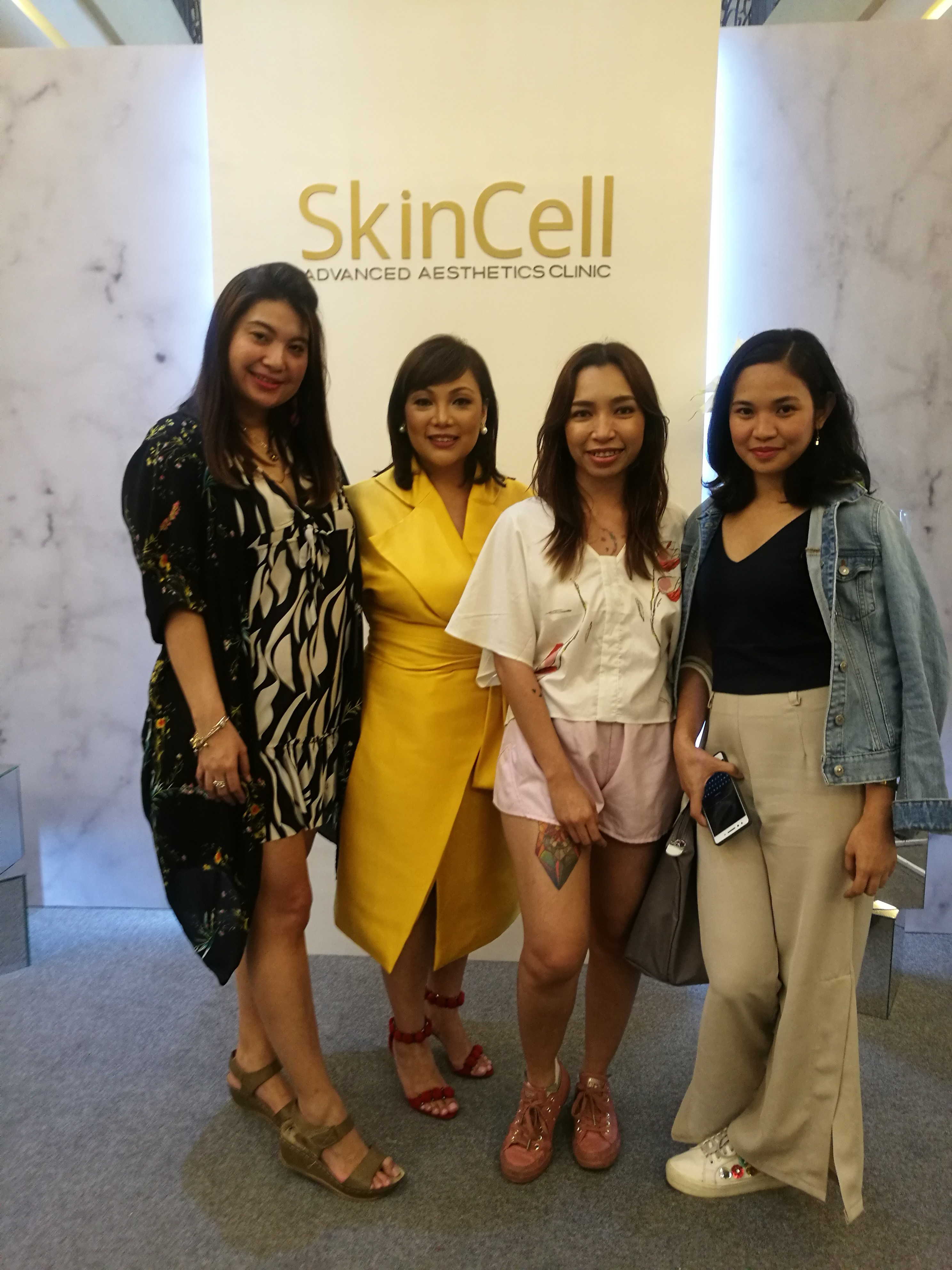 SkinCell Opens in Venice Piazza