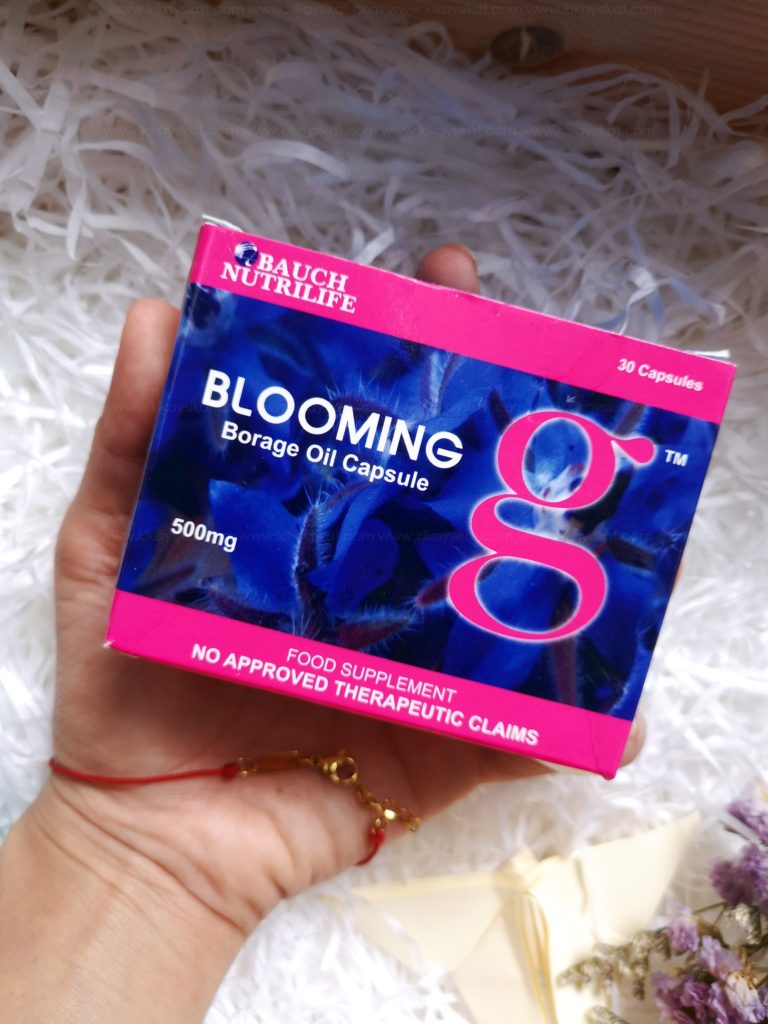 blooming g