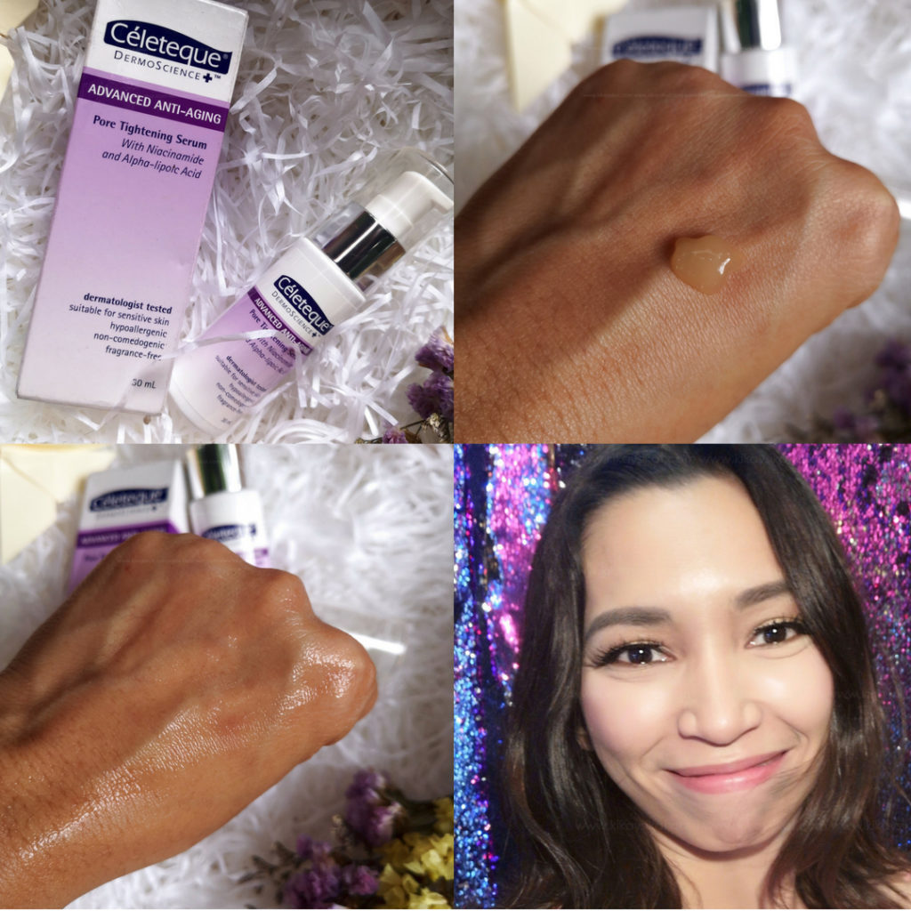 celeteque pore serum reviewceleteque pore serum review
