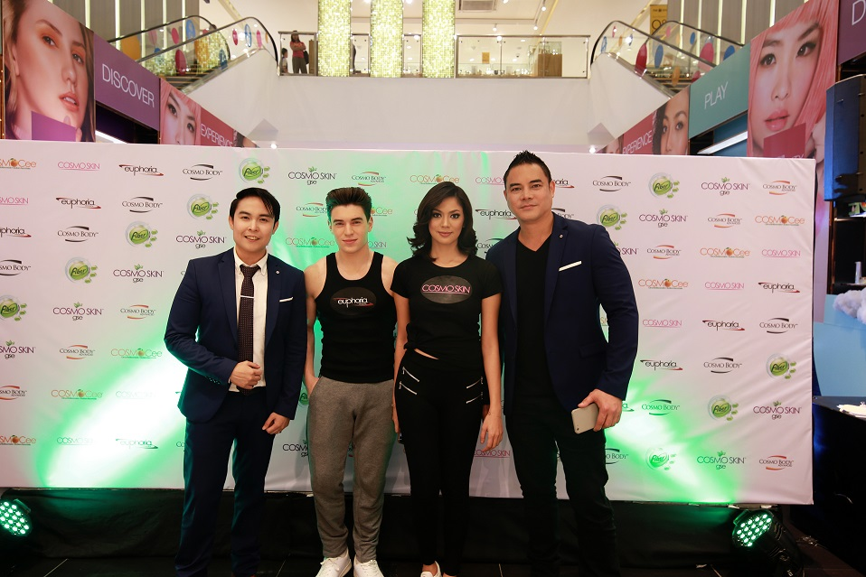 Nino Bautista - BFC Managing Director and Founder Ryan Kolton Ariella Arida Red Gatus - BFC Managing Director and Founder