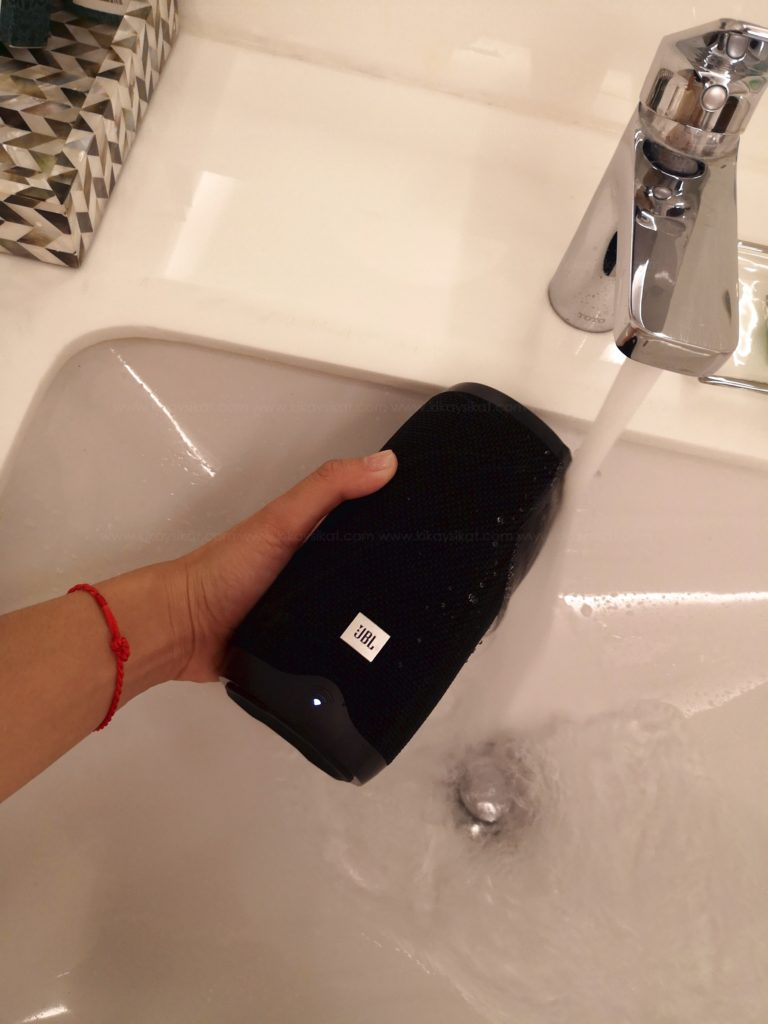 WATERPROOF JBL