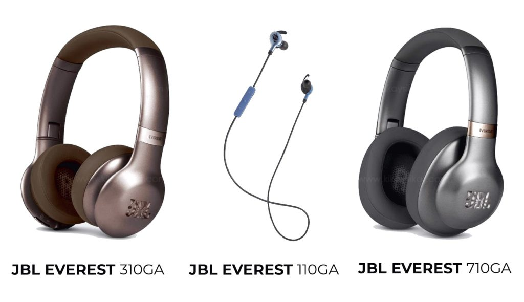 JBL LINK SPEAKERS & EVEREST - WITH GOOGLE ASSISTANT NOW IN
