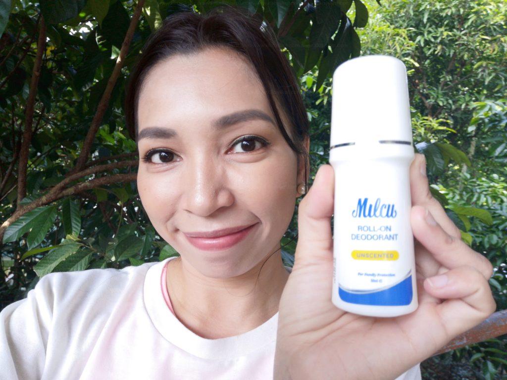 effective deodorant