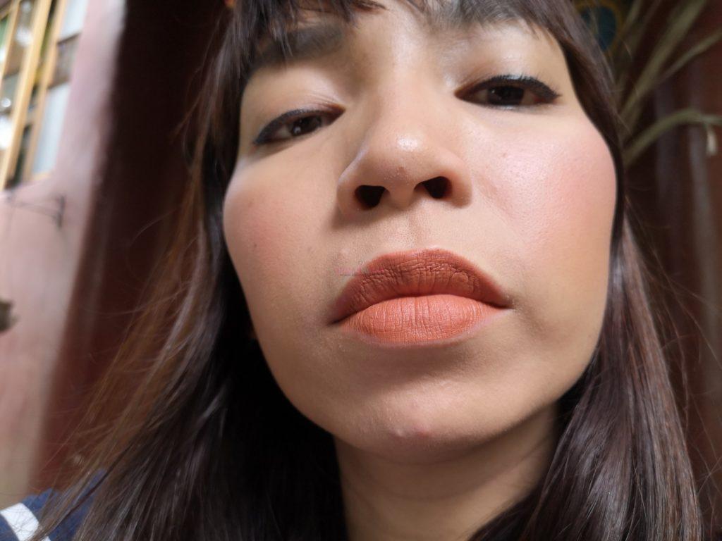 Sunnies Face Fluffmatte Lipstick BAKED