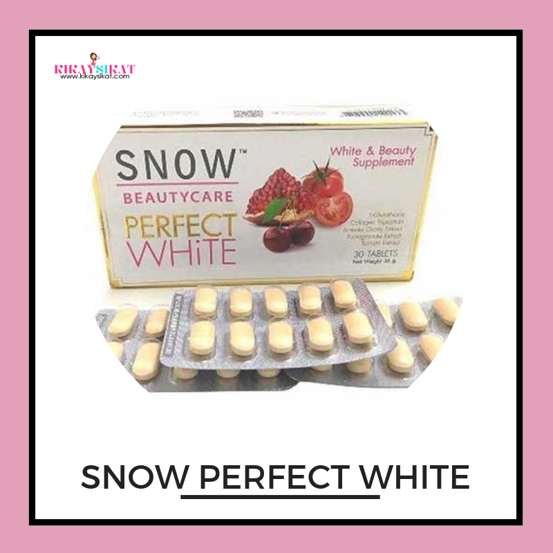 Snow Perfect White Glutathione