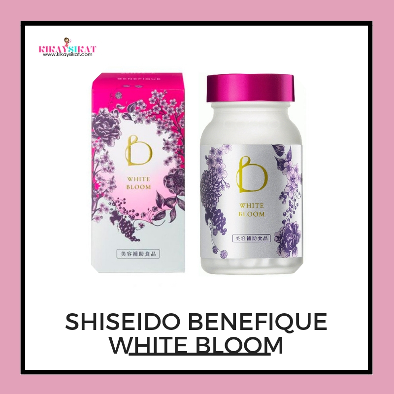 Shiseido Benefique Bloom