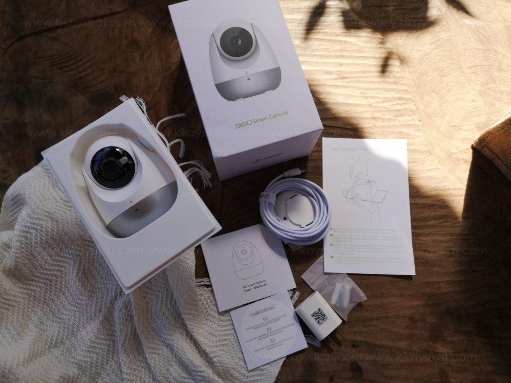 360 D706 Smart IP Camera