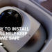 easy to install cctv home camera