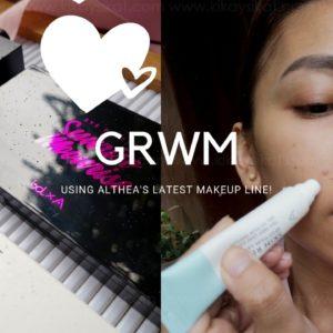 Althea Korea Makeup Review 2