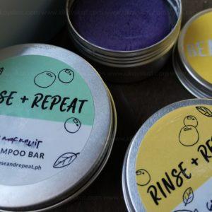 Solid Shampoo Bars
