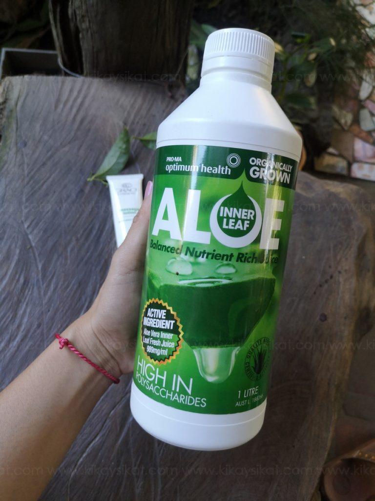 Grace Cosmetics Aloe Juice