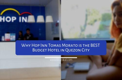 Hop Inn Tomas Morato