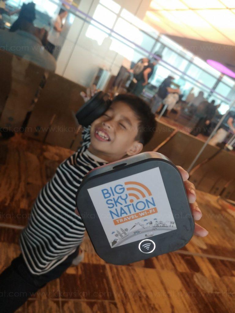 Big Sky Nation Pocket Wifi