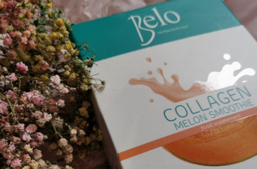 BELO COLLAGEN MELON SMOOTHIE REVIEW