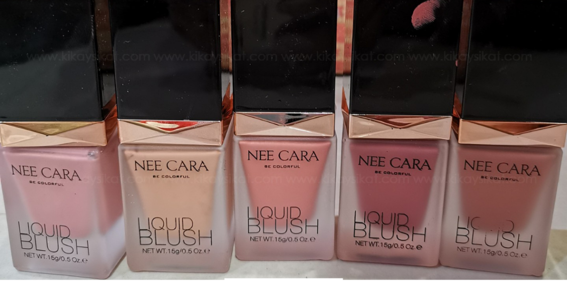 NEE CARA LIQUID BLUSH REVIEW